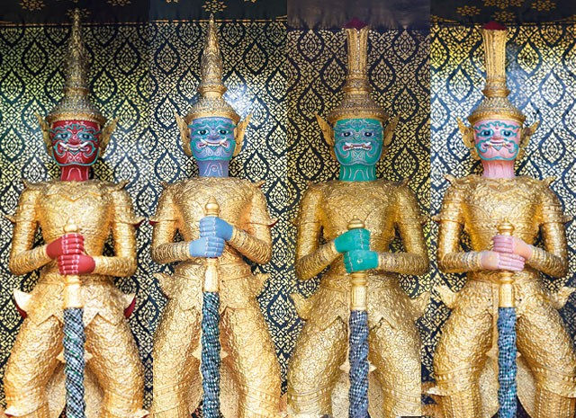 Legend of Yak Wat Pho